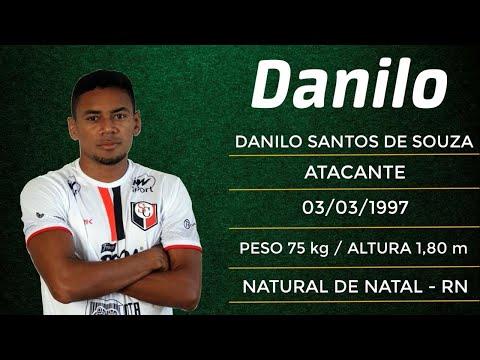 Melhores lances de Danilo