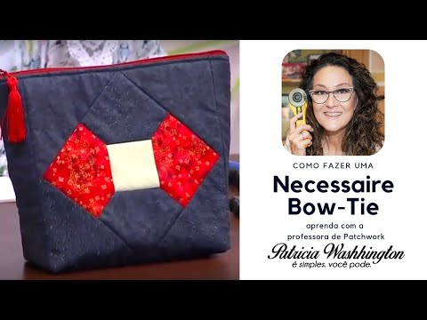 Necessaire - Bow Tie