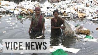 毒を垂れ流すバングラデシュの皮革産業