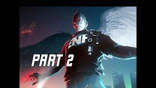CRACKDOWN 3 Gameplay Walkthrough Part 2 - Echo Free (PC Let's Play)