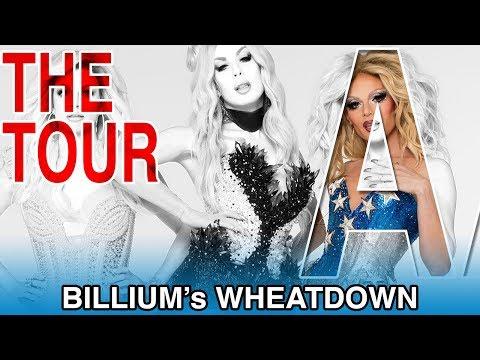 Billiums Wheatdown - The AAA Girls Tour