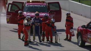 2010 NASCAR On FOX Top 10 Crashes (Part 2)