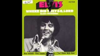 Elvis Presley ~ Where Did They Go Lord (Take 1 ) HQ