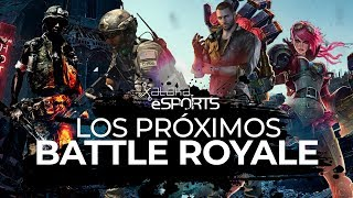 League of Legends, Battlefield, Call Of Duty, Dying Light y sus apuestas por el Battle Royale