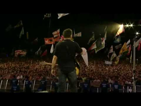 Bruce Springsteen – Working On a Dream  (Live Glastonbury 2009)