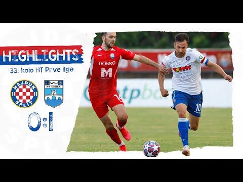 HNK Hajduk Split 0-1 NK Osijek