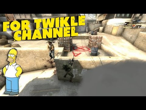 CS:GO - FragMovie For Twikle channel by PahanZeT
