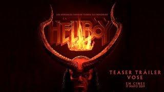 HELLBOY - TEASER TRÁILER VOSE