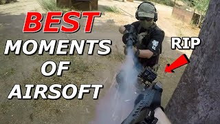 BEST/WORST of AIRSOFT! Fails, Fights, Cheaters and Epic Moments! *ULTIMATE COMPILATION*
