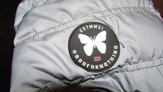 Good For Nothing Reflective Jacket Review