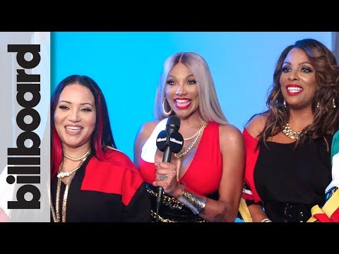 Salt-N-Pepa on Their Influence on Cardi B & Other Modern Hip-Hop Artists | BBMAs 2018