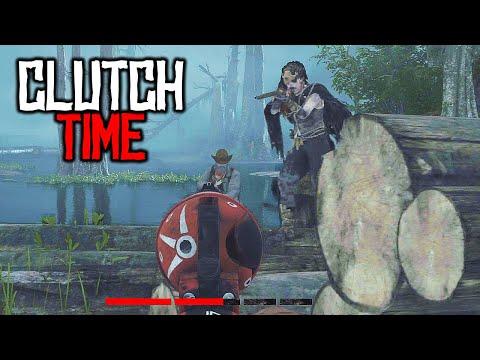 It's Always Clutch Time - Hunt Showdown