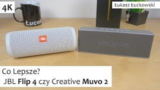 Co Lepsze? JBL Flip 4 czy Creative Muvo 2