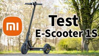 Xiaomi Mi Scooter 1S im Test - kann der E-Scooter überzeugen?