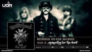 Motörhead - Sympathy For The Devil (Bad Magic 2015) - Rolling Stones Cover