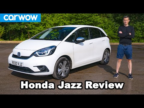 This car WILL surprise you! New Honda Jazz 2021 review
