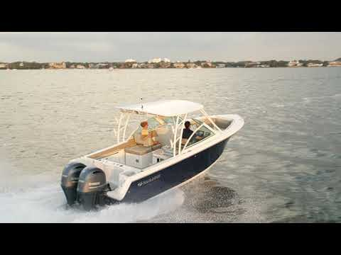 Sailfish 275 DC video