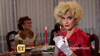 Katy Perry Cozy Little Christmas - Behind The Scenes
