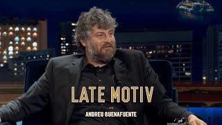 "LATE MOTIV - Raúl Cimas. ""Media Punta"" | #LateMotiv542"