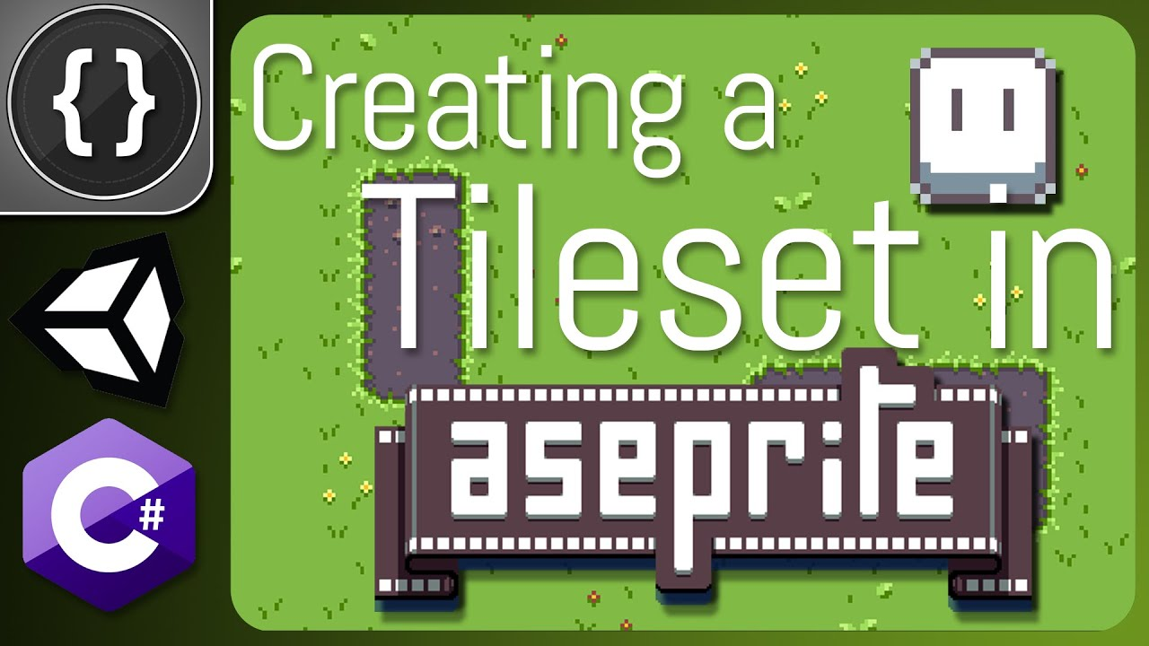 Creating a Tileset in Aseprite for Unity's Tilemap System [Unity Tutorial]