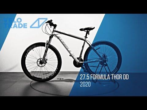 """Велосипед 27.5"""" Formula THOR 1.0 2020: video"""