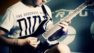 [AMATORY], After The Burial - Berzerker (Ilya Kuhin Guitar Cover)