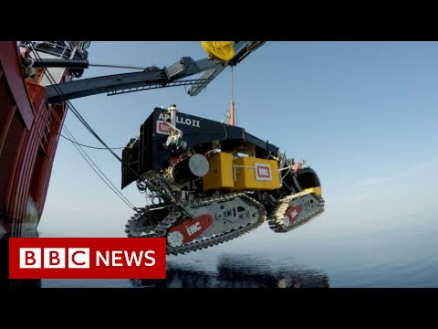 Could digging up the ocean floor help save the planet? – BBC News