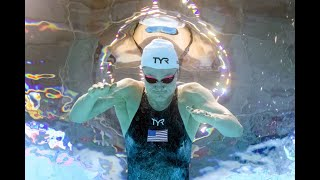 Kelsi Dahlia powers back from 6th to 1st | Women's 100m Butterfly | A FINAL