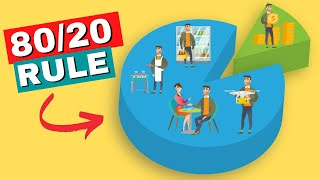How to Apply the 80/20 Rule to Your Life to Get MAXIMUM Results with MINIMAL Effort: