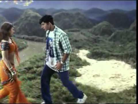 Rambha hot navel thigh show!