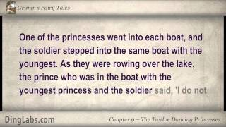 The Twelve Dancing Princesses - Grimms Fairy Tales By The Brothers Grimm - 9