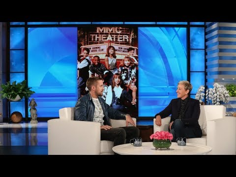 Ryan Gosling Has A 'Mickey Mouse Club' Reunion With Britney Spears - Perez Hilto...