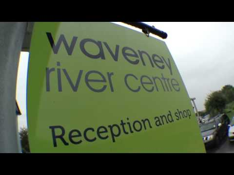 Relax by the river at the Wave