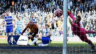 Bradford City 0-0 Reading - FA Cup Sixth Round | Goals & Highlights