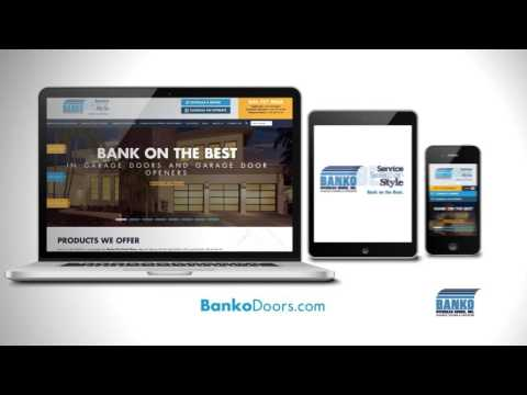 BankoDoors.com- On any device!