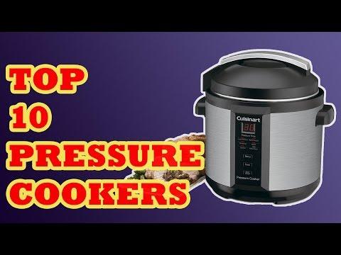 10 Best Pressure Cookers to Buy | Top 10 Pressure Cookers Reviews #BestPressureCookers