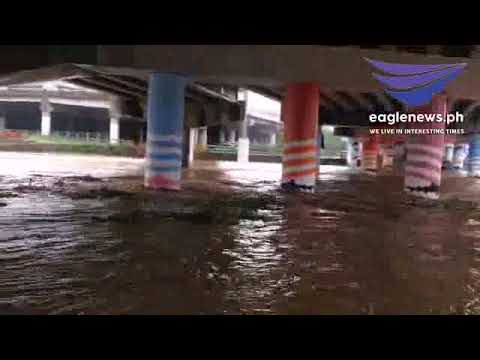 [EagleNewsPH]  Second alarm hoisted over Marikina River as water level reaches 16 meters