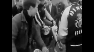 Dingly Boys Leeuwarden. 1965