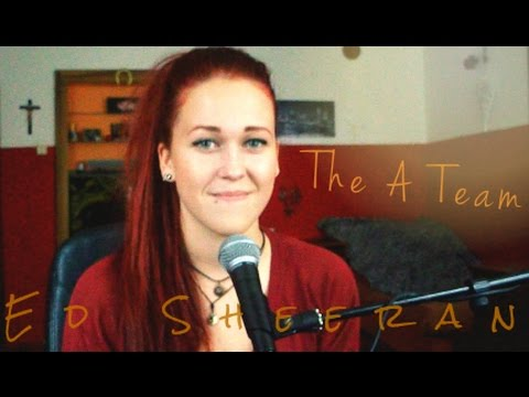 Lillyem - Ed Sheeran - The A Team ( Birdy's version ) cover by Lilly M. (