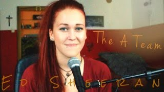 Video Ed Sheeran - The A Team ( Birdy's version ) cover by Lilly M. (