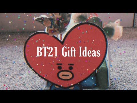 DIY BTS/BT21 Gift Ideas