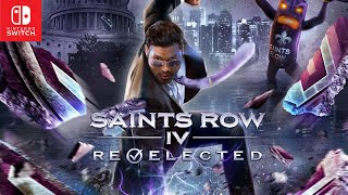 Saints Row®: IV™ - Re-Elected on Nintendo Switch™ [PEGI]