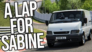 I Can Do That Lap Time In A VAN!