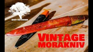 Vintage Mora Knife / Klassikaline Mora Nuga - Outdoors Camping Tools