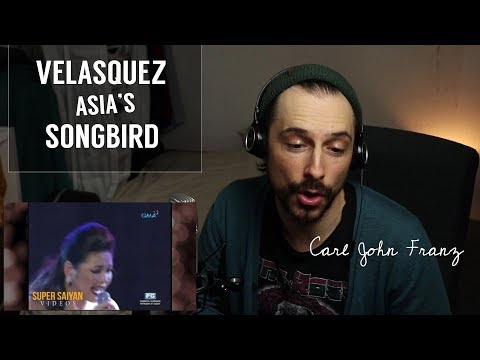 Vocal Coach REACTION to Regine Velasquez