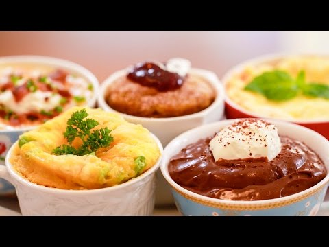 5 NEW Microwave Mug Meals (Mug Lasagna, Donut & More!) Gemma's Bigger Bolder Baking 114