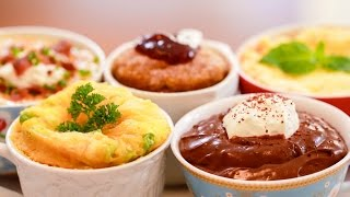 5 NEW Microwave Mug Meals (Mug Lasagna, Donut & More!) Gemma's Bigger Bolder Baking 114