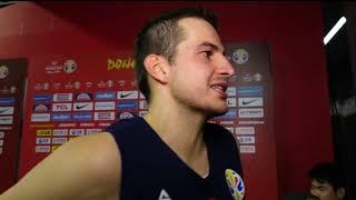 Nemanja Bjelica Nakon Poraza od Argentine u Četvrtfinalu Mundobasketa | SPORT KLUB Košarka