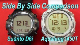 D6i vs i450T • Comparison Video