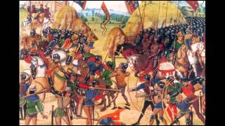 Hundred Years' War - Battle of Crécy